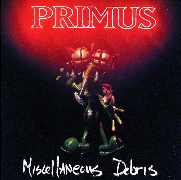 PRIMUS, miscellaneous debris cover