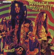 WHITE ZOMBIE, la sexorcisto: devil music vol. 1 cover