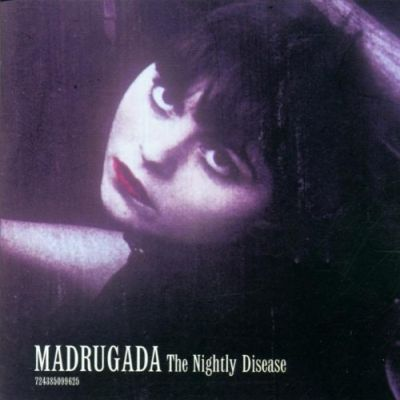 Cover MADRUGADA, nightly disease