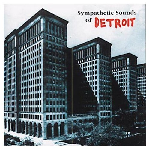 Cover V/A, sympathetic sounds of detroit