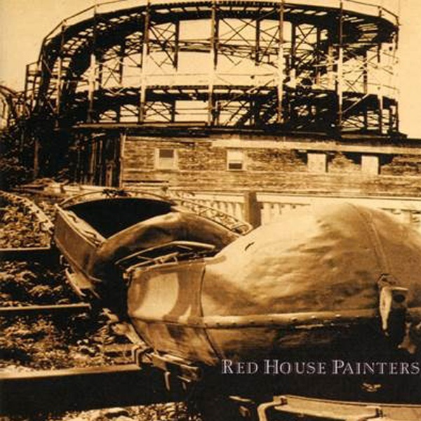 Cover RED HOUSE PAINTERS, s/t (rollercoaster - 1)