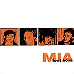 Cover M.I.A., lost boys