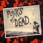 Cover EXPLOITED, punks not dead