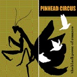 PINHEAD CIRCUS, black power cover