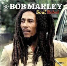 BOB MARLEY & WAILERS, soul rebel cover