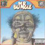 Cover MR. BUNGLE, s/t