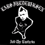 LARS FREDERIKSEN & THE BASTARDS, s/t cover