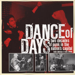 Cover MARK ANDERSEN, dance of days