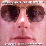 Cover NEWTOWN NEUROTICS, punk collection