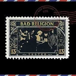 BAD RELIGION, tested cover