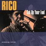 RICO & HIS BAND, get up your foot cover
