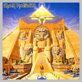Cover IRON MAIDEN, powerslave
