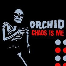 Cover ORCHID, chaos is me