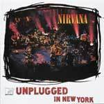 Cover NIRVANA, mtv unplugged