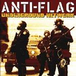 Cover ANTI-FLAG, underground network