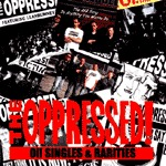 Cover OPPRESSED, oi! singles & rarities