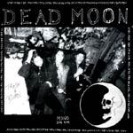 Cover DEAD MOON, trash & burn