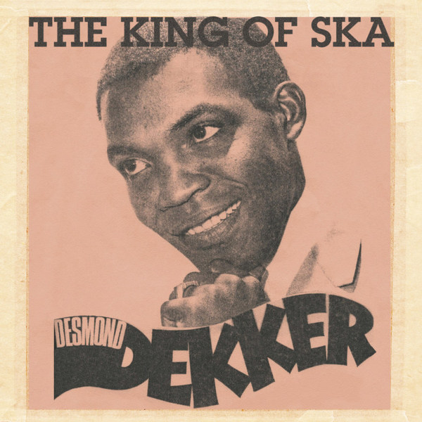 Cover DESMOND DEKKER, king of ska