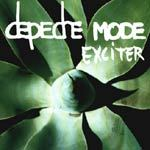 DEPECHE MODE, exciter cover