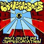 Cover BOUNCING SOULS, how i spent my summer