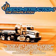 V/A, deconstruction cover