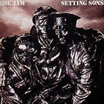 THE JAM, setting sons cover