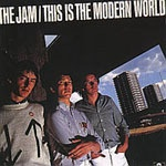 THE JAM, this is the modern world cover