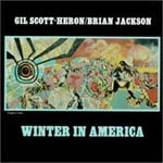 Cover GIL SCOTT-HERON, winter in america