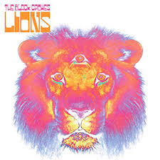Cover BLACK CROWES, lions