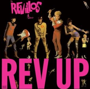 REVILLOS, rev up! cover