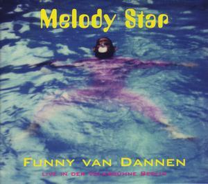 FUNNY VAN DANNEN, melody star cover
