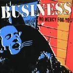 BUSINESS, no mercy for you cover