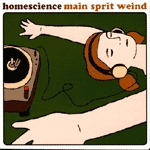 HOMESCIENCE, main sprit weind cover