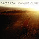 Cover SAVES THE DAY, stay what you are