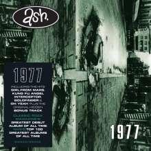 ASH, 1977 cover