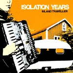 Cover ISOLATION YEARS, inland traveller