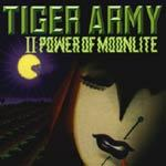 Cover TIGER ARMY, power of moonlite