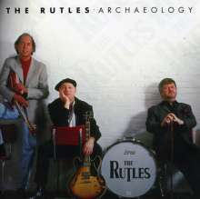 RUTLES, archäology cover