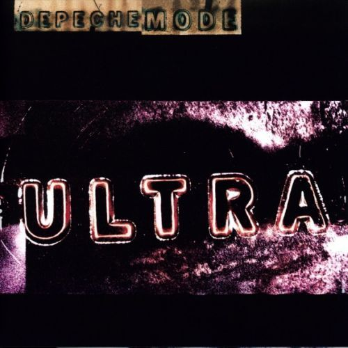 DEPECHE MODE, ultra cover