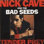 NICK CAVE & BAD SEEDS, tender prey cover