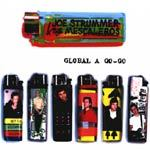 Cover JOE STRUMMER & THE MESCALEROS, global a go-go