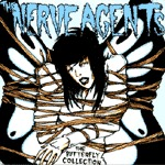 Cover NERVE AGENTS, butterfly collection