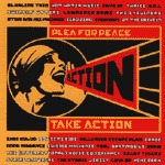 Cover V/A, plea for peace / take action 1