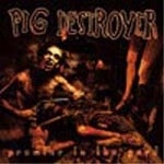 Cover PIG DESTROYER, prowler in the yard