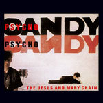 JESUS & MARY CHAIN, psychocandy cover