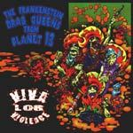 Cover FRANKENSTEIN DRAG QUEENS, viva los violence