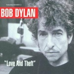 BOB DYLAN, love and theft cover