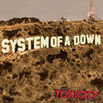 Cover SYSTEM OF A DOWN, toxicity