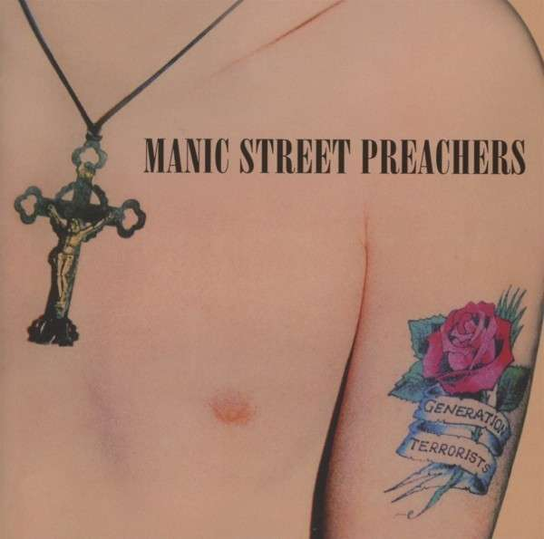 Cover MANIC STREET PREACHERS, generation terrorists
