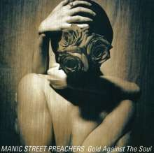 MANIC STREET PREACHERS, gold against the soul cover